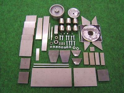 English Wheel Kit 3 - Planishing Hammer Pullmax Rat Rod Harley - Usa