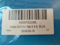 Blue Samsung cover E9.6