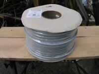 New Roll Electrical Cable 100 metres twin and earth flat twin 6242y