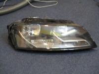 Audi A3 headlight off facelift 2010 model