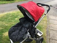 Uppababy Pushchair and accessories