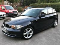 BMW 120D FSH 1 YEAR MOT