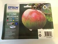 Brand New Epson Multipack Cartridges T1295