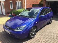 Ford Focus ST170 - Well maintained - Low Mileage - Excellent condition