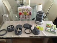 NUTRI BULLET 900 SERIES - VIRTUALLY NEW