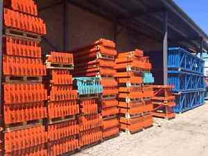 USED & NEW PALLET RACKING