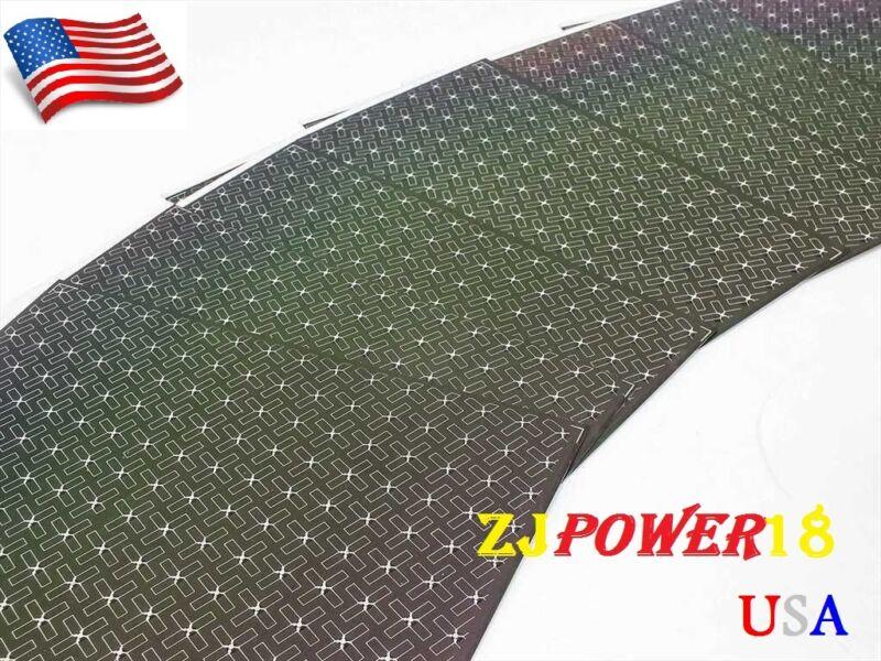 Promotions: 50pcs Nanosolar NanoCell Flexible CIGS Solar Cell 2.6 Watt Each