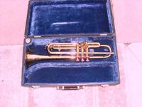 Trumpet, B&M Champion