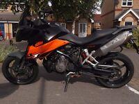 KTM Smt 990 year 2009 £4000