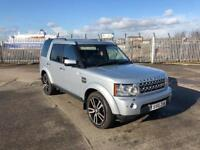 2010 LAND ROVER DISCOVERY 4 XS 3.0 TDV6