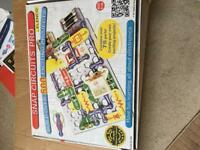 Snap circuits Pro 500 - a fun way to learn about electronics