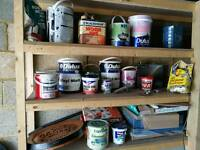 Paint, tiles and other free items