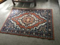 Traditional Style Rug 65in/165cm x 46in/117cm