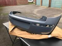 Vauxhall Corsa C Rear bumper unit. Blank. New.