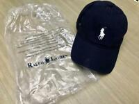 Ralph Lauren Men's / Women's Navy Cap