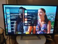 Excellent 32 SONY LED SMART TV hd ready freeview inbuilt