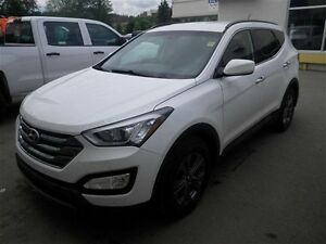2014 Hyundai Santa Fe Sport 2.4L Heated Back Seats, Heated Steer