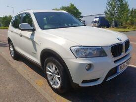 BMW X3 2.0 20d SE xDrive, 5 Months BMW warranty left