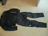 Oxford 2 piece motorbike leathers as new