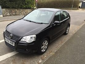 VOLKSWAGEN POLO 1.4 tdi Low mileage £30 road tax Low insurance group.