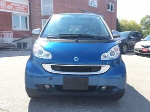 2009 Smart fortwo LOW KMS - SAFETY & E-TESTED