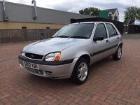 Ford Fiesta 1.3 Petrol, Very Low mileage, 2 Previous Owners