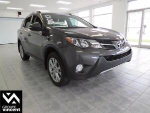 2013 Toyota RAV4 Limited  AWD **TOIT+CUIR**