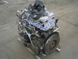 ISUZU D-MAX MK2 RT85 2.5 TWIN TURBO 163 BHP DIESEL ENGINE CODE 4JK1E5S-LA