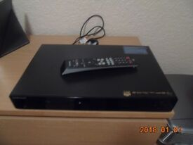 one used very little , dvd player