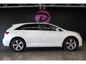 2016 Toyota Venza Édition  Red Wood  V6 AWD XLE !