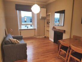 1 BED FLAT TO RENT IN CANONMILLS - FURNISHED FLAT IN FANTASTIC LOCATION