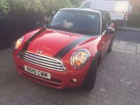 MINI COOPER D, 2 LADY OWNERS, LOW MILLAGE, FULL SERVICE HISTORY!