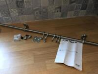 FREE FINTORP Rail with hooks