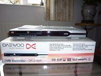 Daewoo DVD Player Recorder
