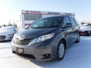 2011 Toyota Sienna XLE 7 Pass\Only 103,000 Miles!\Leather\Back U