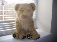 WOWWEE ALIVE BATTERY OPERATED LION CUB ELECTRONIC PET