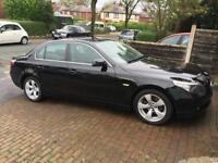 BMW 525D SE 2005 Black