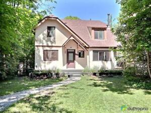 1 160 000$ - Maison 2 étages à vendre à Ahuntsic / Cartiervil