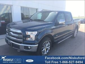2016 Ford F-150 Lariat LOADED!! $352.74 b/weekly.