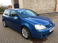 2004 VOLKSWAGEN GOLF GT TDI 140 6 SPEED, 12 MONTHS MOT, F/S/H, CLEAN EXAMPLE, CAMBELT REPLACED