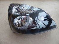 Renault Clio 2002 Headlight Assembly Driver O/S