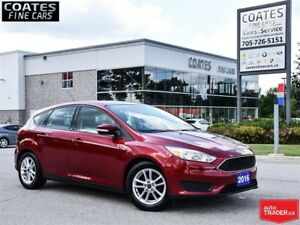 2016 Ford Focus SE~4 New Tires~Clean Car Proof~