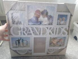 Grandkids photoframe