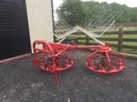 Lely hay kicker for sale did very little work working 100%