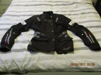 Ladies motorbike clothing