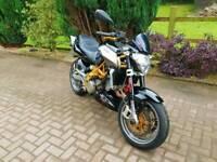 Aprilia shiver 750cc £2550 ono