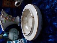 Vintage pots and vases / ashtray