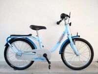 """(2791) 18"""" PUKY Z8 OCEAN Boys Girls Kids Childs Bike Bicycle Age: 5-7, Height: 112-127 cm Blue"""