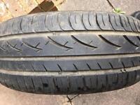 Hankook Ventus Prime 205/55/16 used tyre