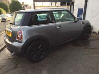 Gorgeous Mini One 1.6 Petrol Graphite Ltd Edition 2010 cheap to insure and run